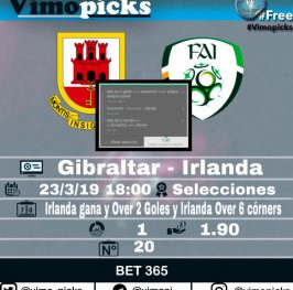 Gibraltar – Irlanda