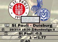 St Pauli - Duisburg