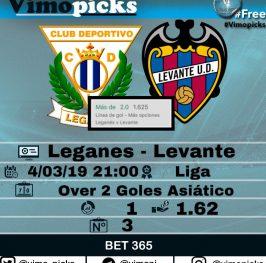 Leganés – Levante