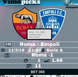 Roma – Empoli