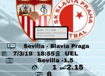 Sevilla - Slavia Praga