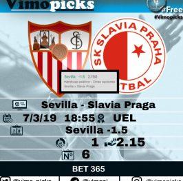 Sevilla – Slavia Praga
