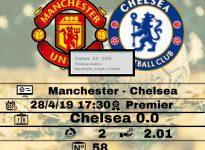Manchester- Chelsea