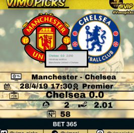 Manchester- Chelsea