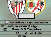 Bilbao - Rayo VAllecano
