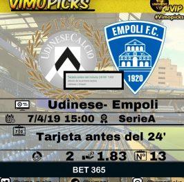 Udinese – Empoli