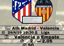 Ath Madrid- Valencia