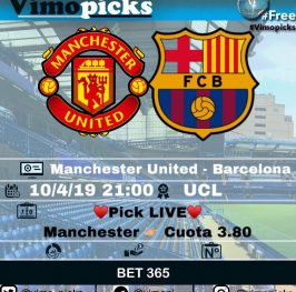 Live – Manchester United – Barcelona
