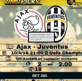 Ajax – Juventus