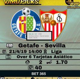 Getafe – Sevilla
