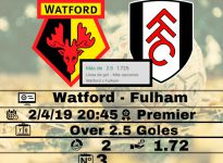 Watford - Fulham
