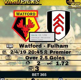 Watford – Fulham