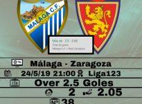 Malaga - Zaragoza