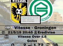 Vitesse - Groningen