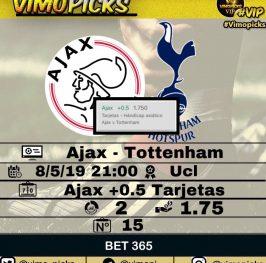 Ajax – Tottenham
