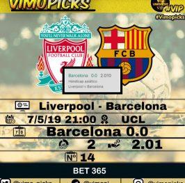 Liverpool – Barcelona
