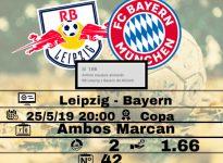 Leipzig- Bayern Munich