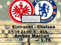 Eintracht- Chelsea
