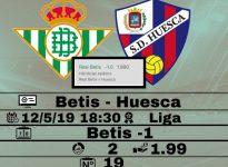 Betis - Huesca