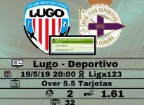 Lugo - Deportivo