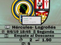 Hércules- Logroñés