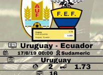 Uruguay - Ecuador