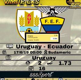 Uruguay – Ecuador