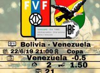 Bolivia - Venezuela