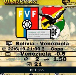 Bolivia – Venezuela