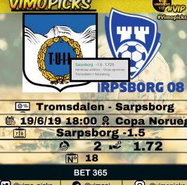 Tromsdalen vs Sarpsborg