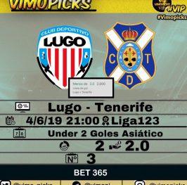 Lugo – Tenerife