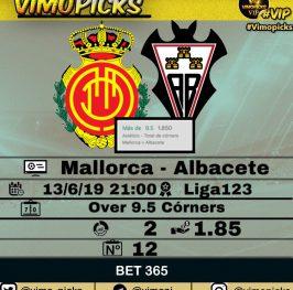 Mallorca – Albacete