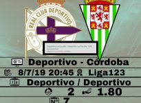 Deportivo - Córdoba
