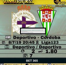 Deportivo – Córdoba