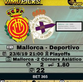 Mallorca – Deportivo