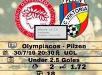 Olimpiacos - Plzen