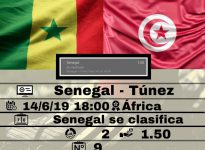 Senegal - Túnez