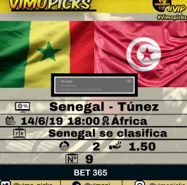 Senegal – Túnez
