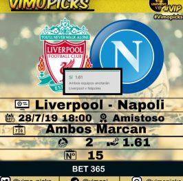 Liverpool- Napoli