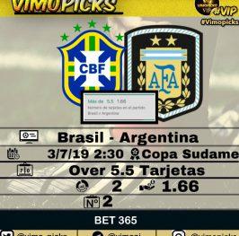Brasil – Argentina