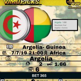 Argelia- Guinea