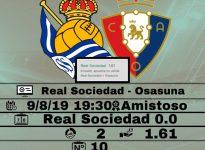 Real Sociedad - Osasuna