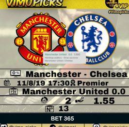 Manchester – Chelsea