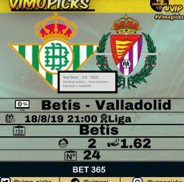 Betis – Valladolid
