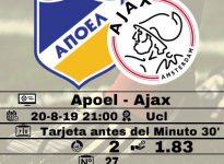 Apoel - Ajax