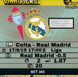 Celta – Real Madrid