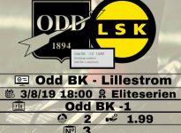 Odds - Lillestrom