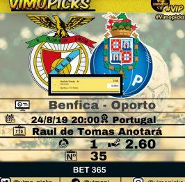 Benfica – Oporto