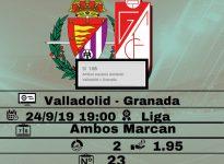 Valladolid - Granada