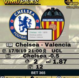 Chelsea – Valencia